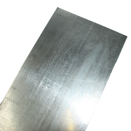 galva plaat 2500x1250x1 mm