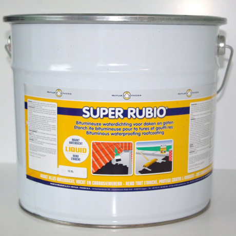 liquid super rubio (12,5l.)