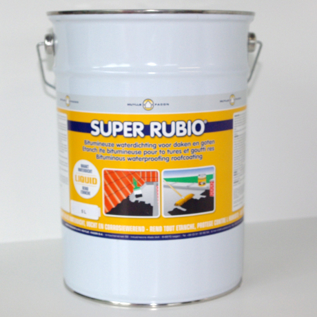 liquid super rubio ( 5l.)