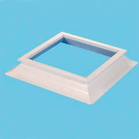 opstand PVC 16/20 - 105x105 VAST EP