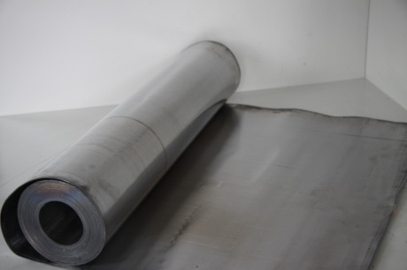 bladlood 500 x 1,00 mm (6m)