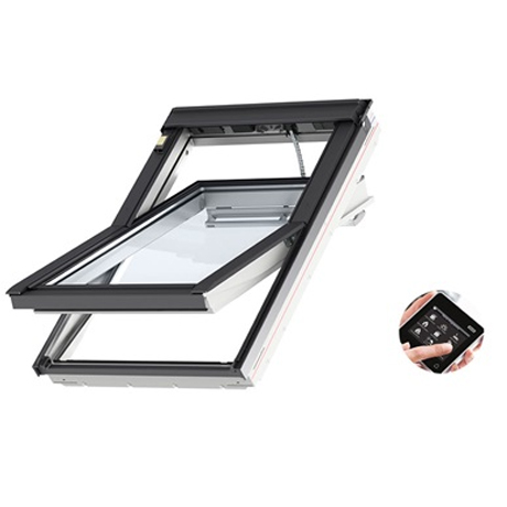 VELUX INTEGRA GGL 207021/wentelend 134x140/UK08